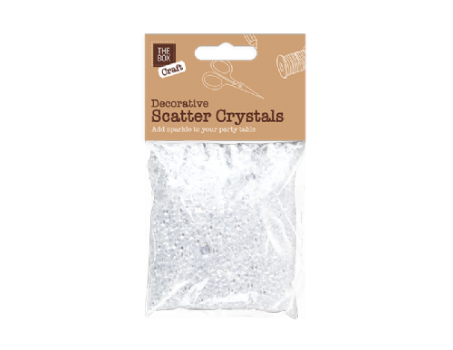 Decorative Acrylic Scatter Crystals